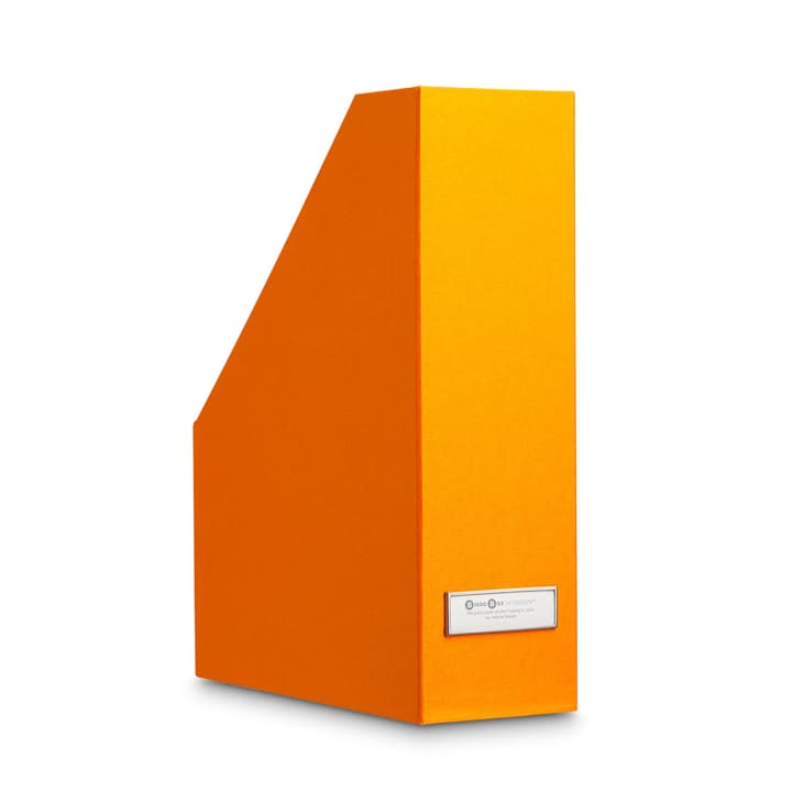 BIGSO CLASSIC Porte-journaux 386158300000 Dimensions L: 25.0 cm x P: 10.0 cm x H: 32.5 cm Couleur Orange Photo no. 1