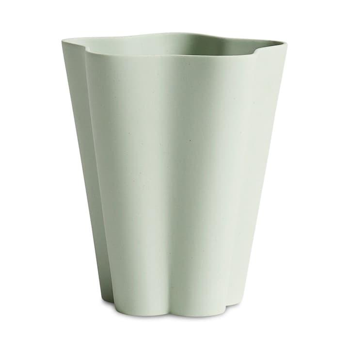 IRIS VASE / S Vase HAY 396107300000 Dimensions H: 13.0 cm Couleur Vert Photo no. 1