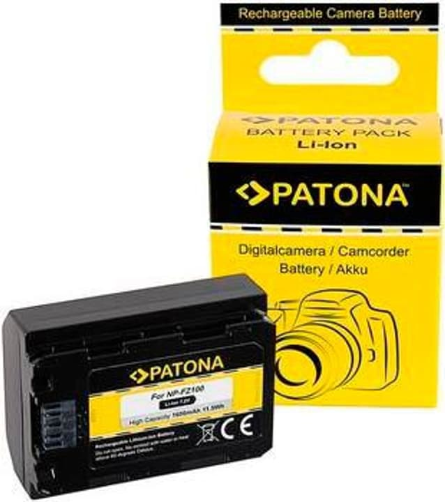 Sony NP-FZ100 Batterie Patona 785300144509 Photo no. 1