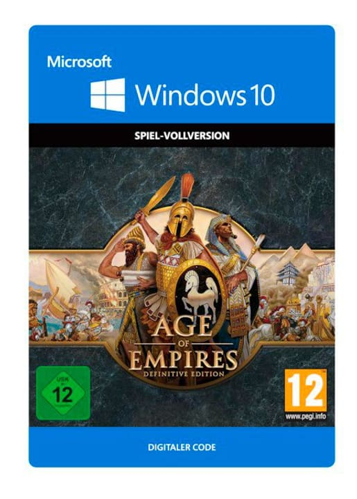 PC - Age of Empires: Definitive Edition Download (ESD) 785300135499 N. figura 1