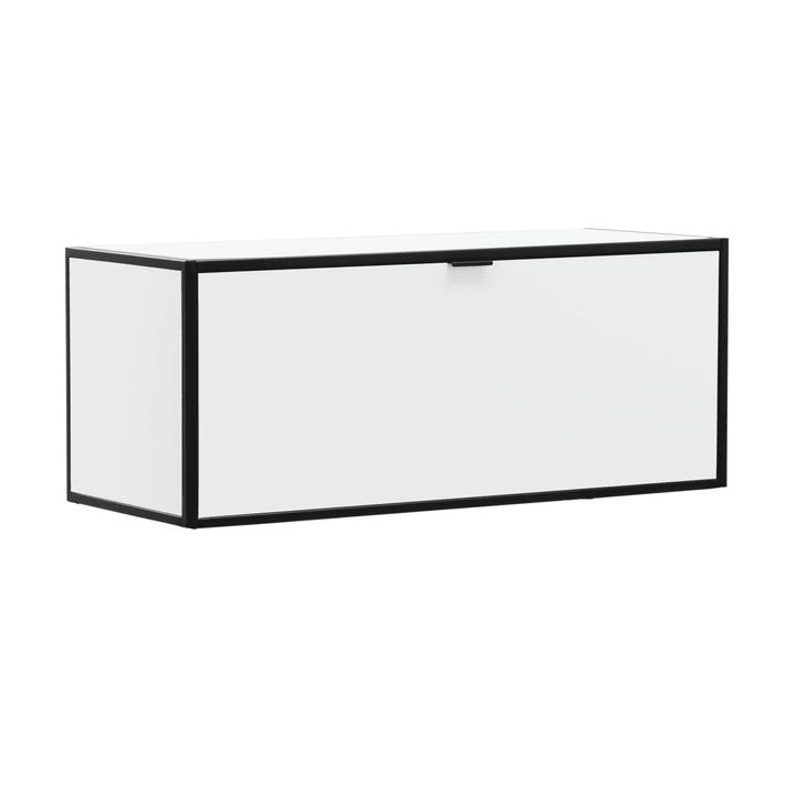 SEVEN Patta con coperchio Edition Interio 360984300000 Dimensioni L: 90.0 cm x P: 38.0 cm x A: 35.0 cm Colore Bianco N. figura 1