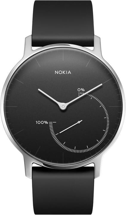 Activity Steel Noir Activity Tracker Nokia 785300129750 Photo no. 1
