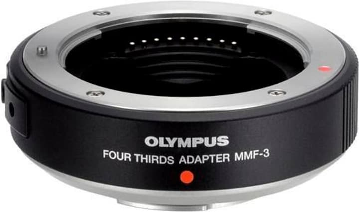 MMF-3, 4/3-Adapter pour MFT Olympus 785300123577 Photo no. 1