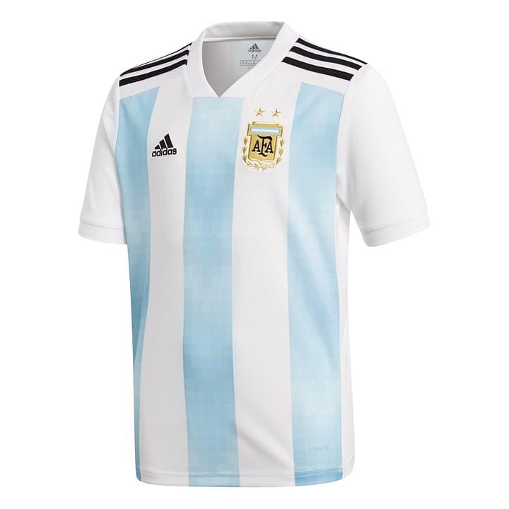 AFA Home Jersey Youth Réplique pour enfant Argentina Adidas 464539716441 Couleur bleu claire Taille 164 Photo no. 1