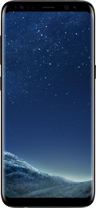 Galaxy S8 64GB schwarz Smartphone Samsung 794616600000 Bild Nr. 1