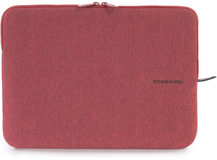"Second Skin Notebook Tasche 15,6"" - rouge Tucano 785300132317 Photo no. 1"