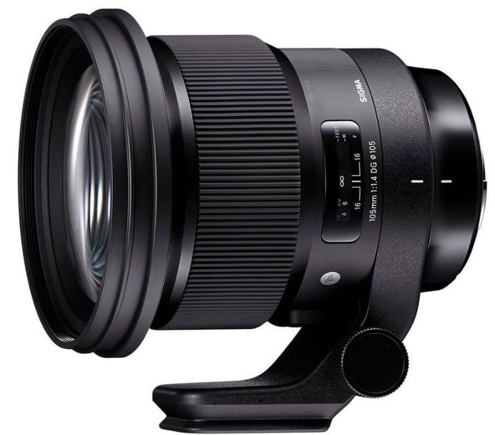 105mm F1.4 DG HSM | Art (Nikon) Obiettivo Sigma 793433000000 N. figura 1