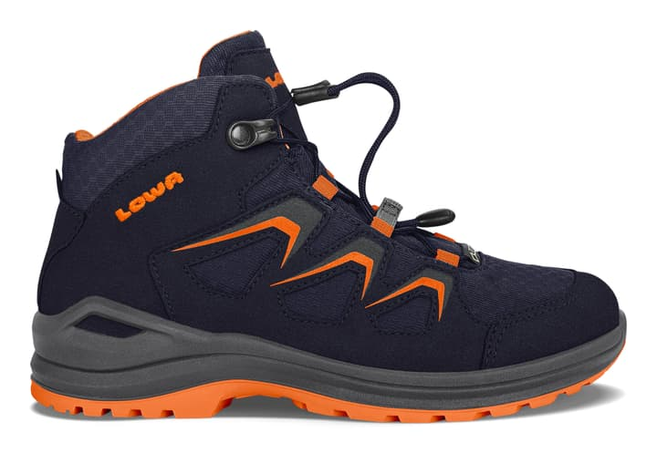 Innox Evo GTX QC Chaussures de randonnée pour enfant Lowa 460892625040 Couleur bleu Taille 25 Photo no. 1