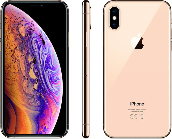 iPhone Xs 256GB Gold Smartphone Apple 794632800000 Bild Nr. 1