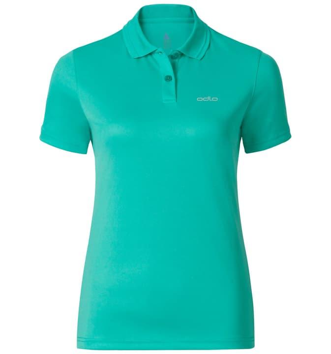 Polo Shirt Kalmit Polo pour femme Odlo 477068900415 Couleur émeraude Taille M Photo no. 1