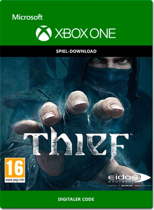 Xbox One - Thief Download (ESD) 785300138658 Photo no. 1