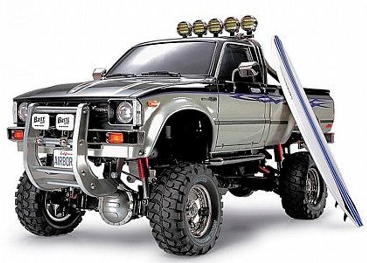 Tamiya Toyota Hilux High Lift Kit Scale Rock Crawler 785300127996