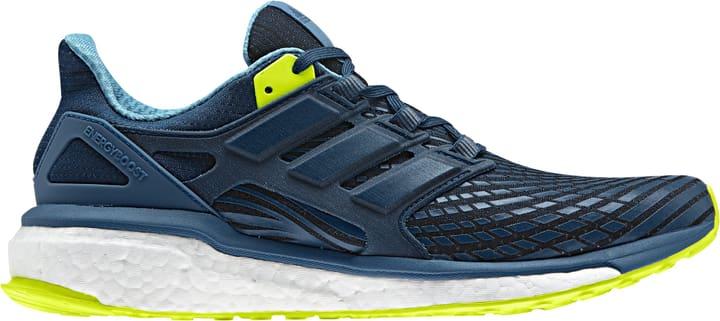 Energy Boost Chaussures de course pour homme Adidas 462008941022 Couleur bleu foncé Taille 41 Photo no. 1