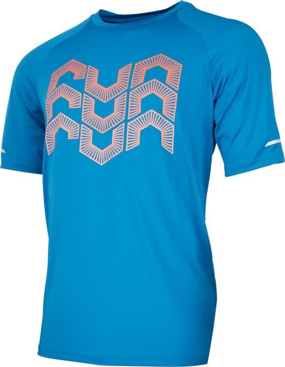 Shirt pour homme Perform 470174300465 Couleur petrol Taille M Photo no. 1
