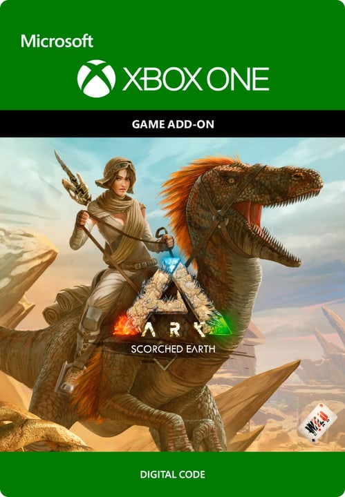 Xbox One - ARK: Scorched Earth Numérique (ESD) 785300135648 Photo no. 1