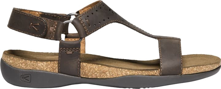 Ana Kaci T-Strap Sandal Tong pour femme Keen 479591936070 Couleur brun Taille 36 Photo no. 1