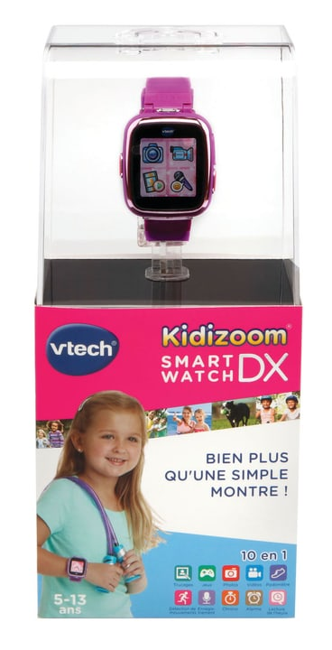 Vtech Kidzoom Smartwatch Mauve (F) 745234990102 Photo no. 1