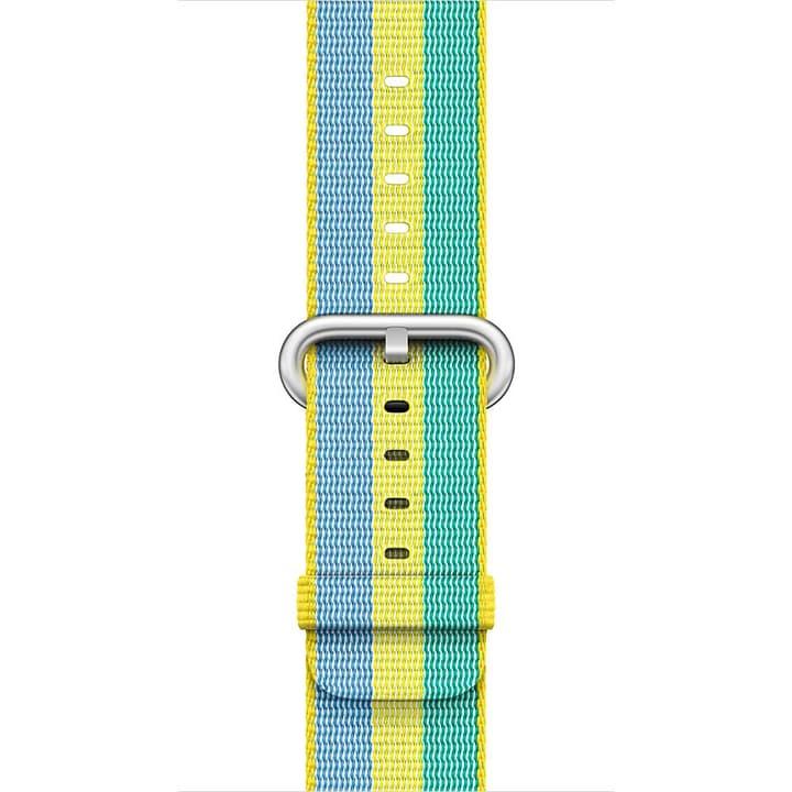 42 mm Woven Nylon Zitronengelb Armband Apple 785300128939 Bild Nr. 1