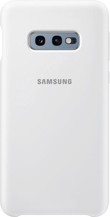 Silicone Cover White Coque Samsung 798631000000 Photo no. 1