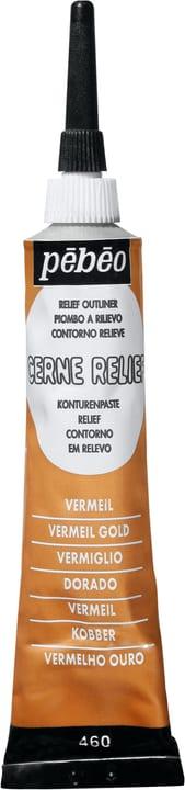 Pébéo Cerne Relief Pebeo 663505610600 Colore Oro N. figura 1