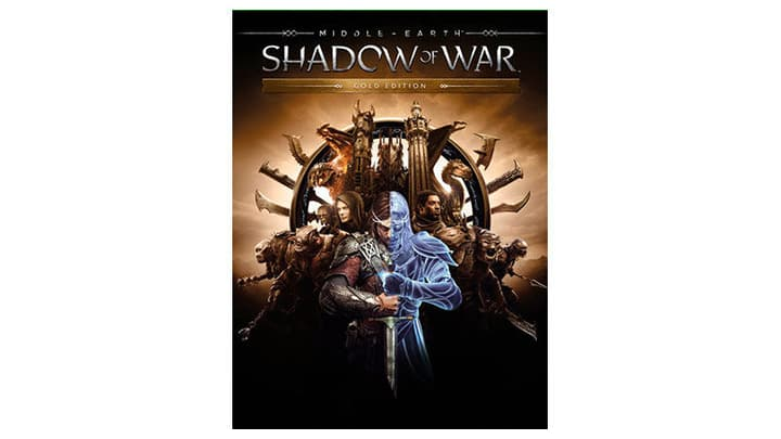 PC - Middle-earth: Shadow of War Gold Edition Download (ESD) 785300133671 Photo no. 1