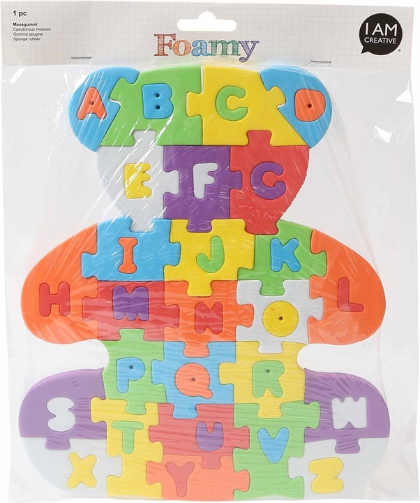 FOAMY, ABC puzzle ourse 666782900000 Photo no. 1