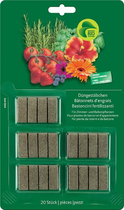 Düngestäbchen, 20 Stück Migros-Bio Garden 658309200000 Bild Nr. 1