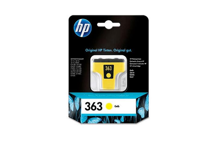 C8773EE cartuccia d'inchiostro nr. 363 yellow Cartuccia d'inchiostro HP 797474400000 N. figura 1