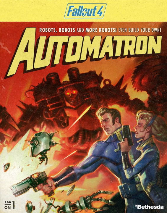 PC - Fallout 4 - Automatron Numérique (ESD) 785300133795 Photo no. 1