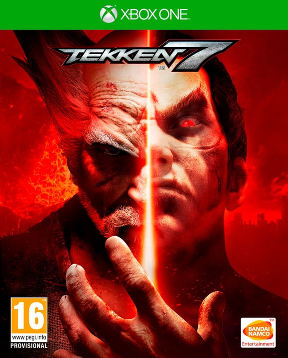 Xbox One - Tekken 7 - Standard Edition Box 785300121884 Photo no. 1
