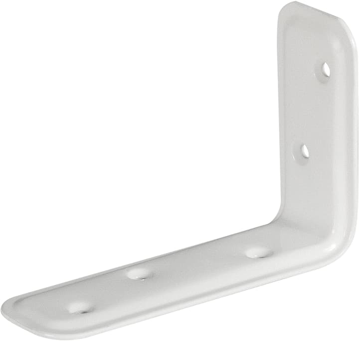 Equerre 606060100000 Couleur Blanc Taille 80 x 120 mm Photo no. 1
