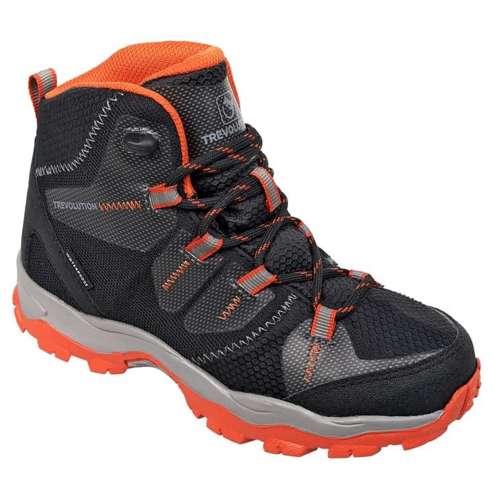 Montana Evo Mid Chaussures de randonnée pour enfant Trevolution 460656528020 Couleur noir Taille 28 Photo no. 1