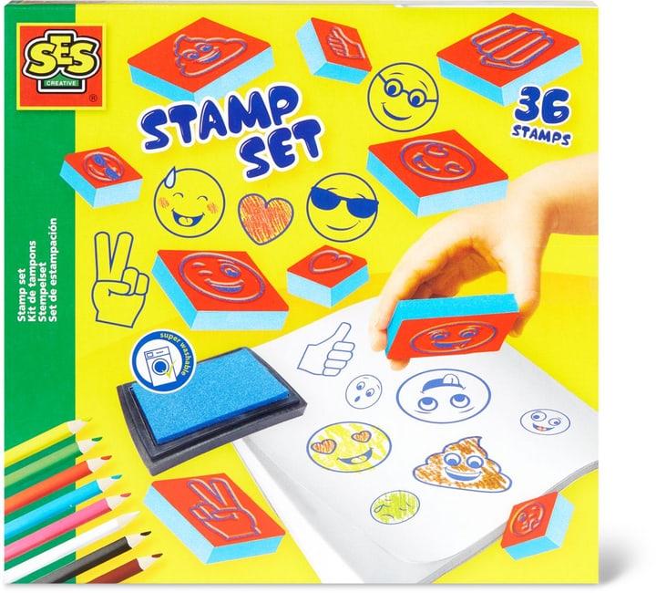 SES Set Timbri Emoticon 746125300000 N. figura 1