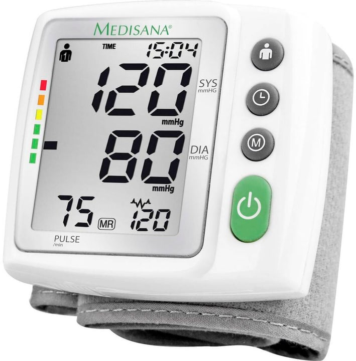 Handgelenk Blutdruckmessgerät BW315 Blutdruckmessgerät Medisana 785300151493 Bild Nr. 1