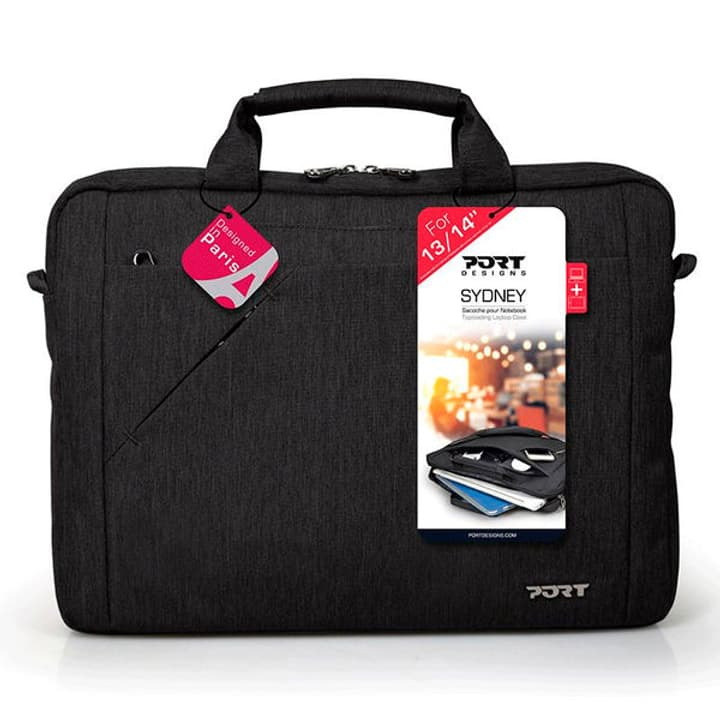 "Port Designs Notebook bag Sydney 13-14"" Port Design 798220300000 N. figura 1"