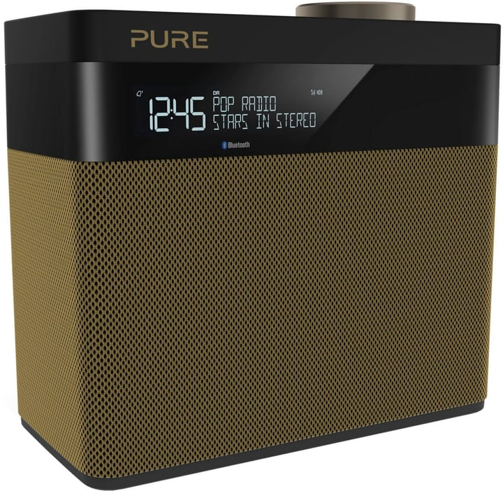 POP Maxi S - Gold Digitalradio DAB+ Pure 785300131569 Bild Nr. 1
