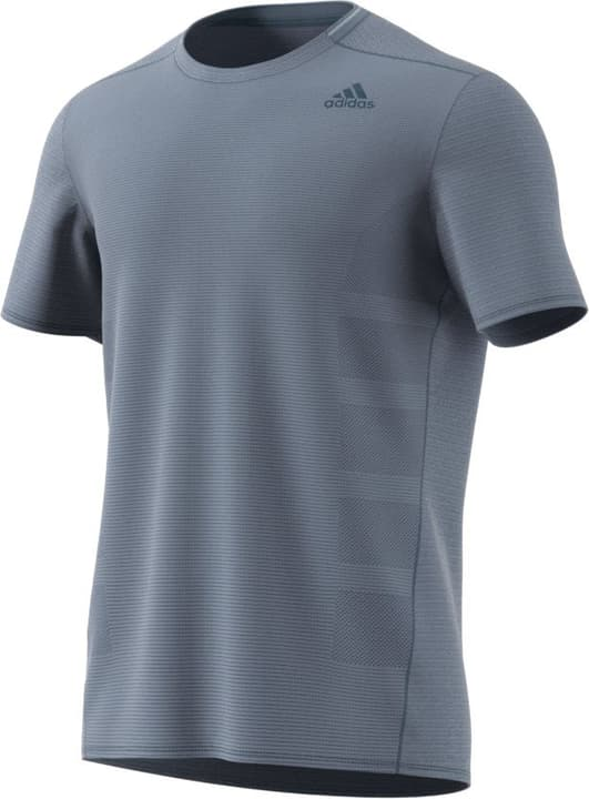 SN SS TEE M Shirt pour homme Adidas 470151900380 Couleur gris Taille S Photo no. 1