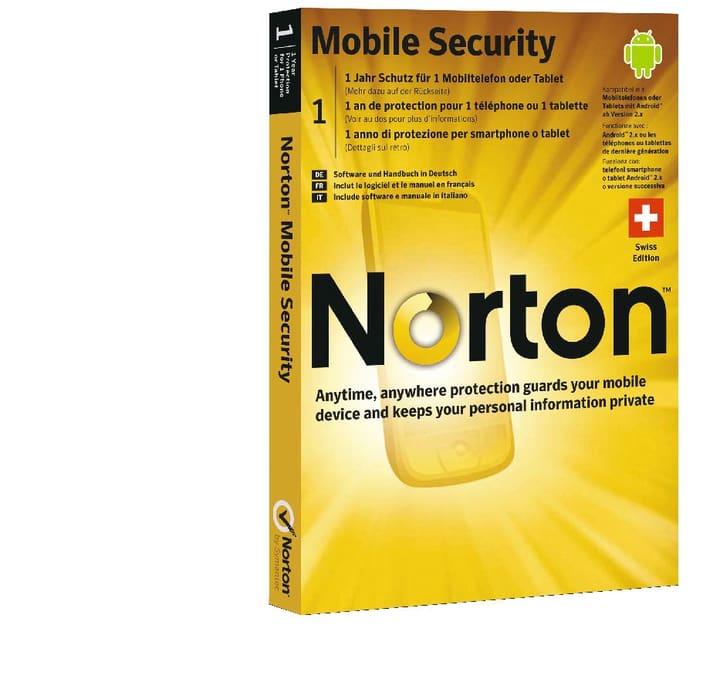 Symantec Mobile Security 3.0 - 1 User Card Physique (Box) Norton 785300116322 Photo no. 1