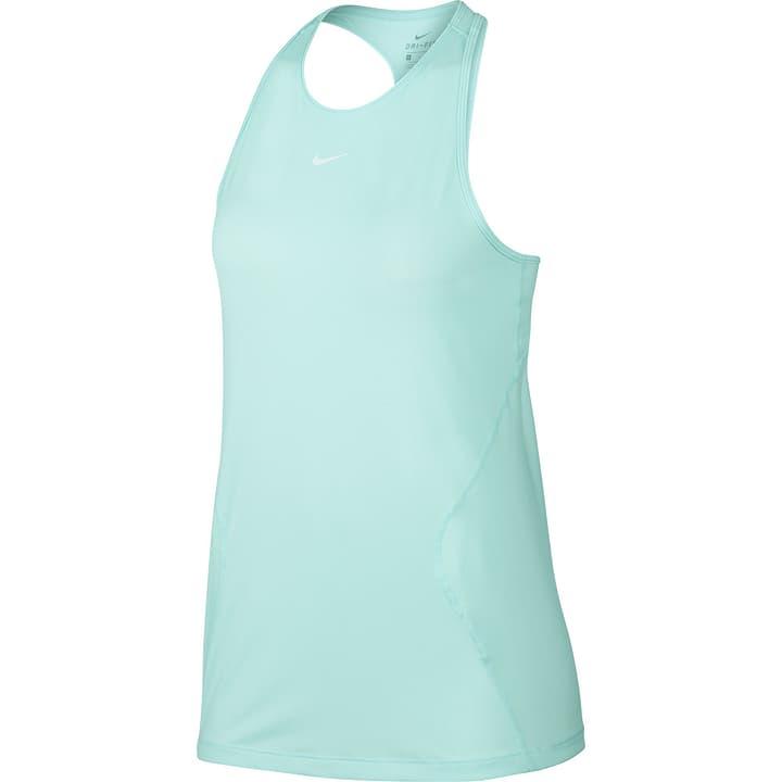 Pro Damen-Top Nike 464969700325 Farbe aqua Grösse S Bild-Nr. 1
