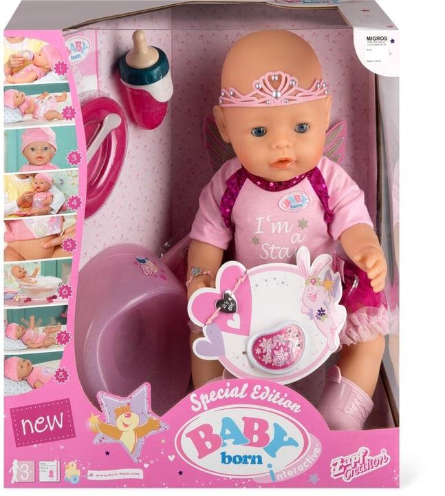 Baby Born - Interactive Puppe Wonderland Angel Zapf 74652940000016 Bild Nr. 1