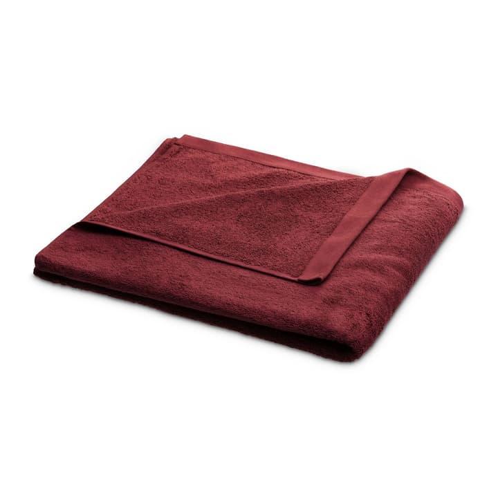 ROYAL telo da bagno 374125100000 Dimensioni L: 90.0 cm x P: 160.0 cm Colore Rosso scuro N. figura 1