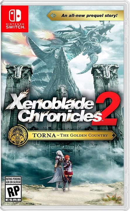 Switch - Xenoblade Chronicles 2: Torna - The Golden Country (I) Box 785300138171 Photo no. 1