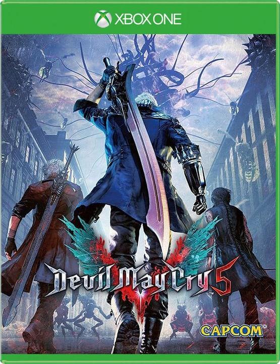 Xbox One - Devil May Cry 5 Box 785300138143 Bild Nr. 1