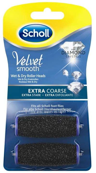 Rullo Scholl Velvet Smooth e-esfoliante 9000031127 No. figura 1