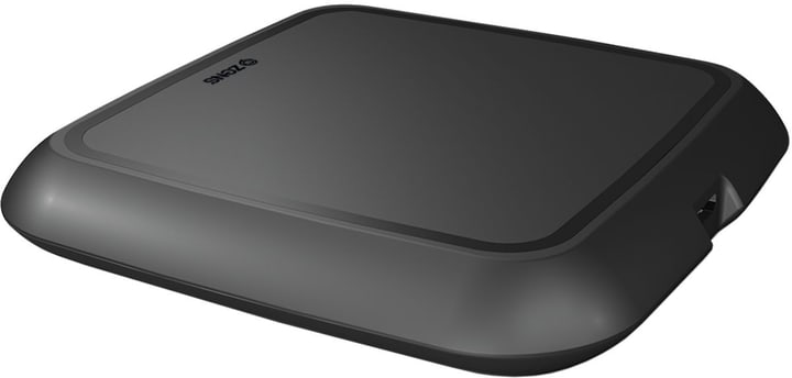 Single Fast Wireless Charger 10W nero Caricabatterie Zens 798616900000 N. figura 1