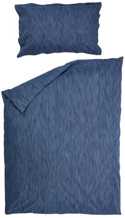 HERNANDO Baumwolle-Kissenbezug 451262810643 Farbe Blau Grösse B: 65.0 cm x T: 65.0 cm x H:  Bild Nr. 1