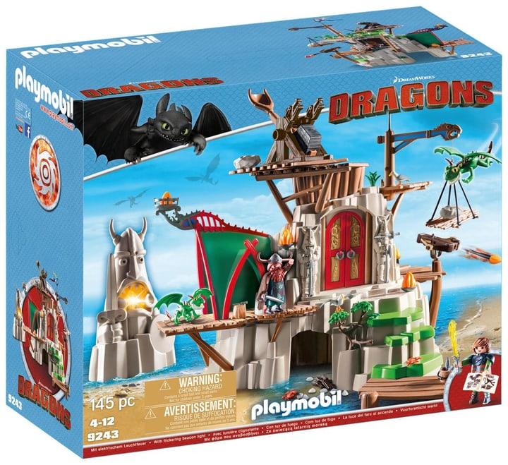 Playmobil 9243 Campement de l'île de Beurk 744548500000 Photo no. 1