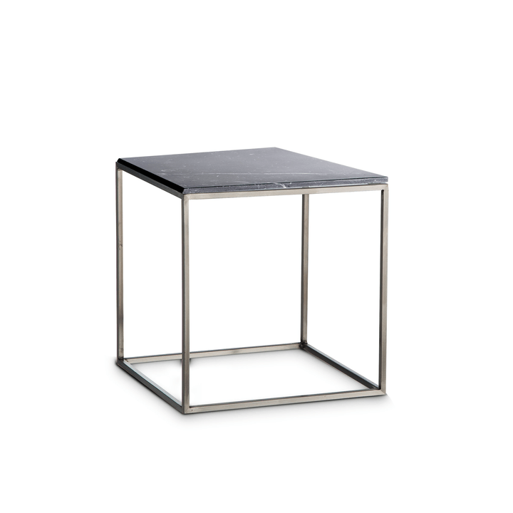 COFFEE table d'appoint 362233200000 Dimensions L: 35.0 cm x P: 35.0 cm x H: 36.0 cm Couleur Noir divers motifs Photo no. 1