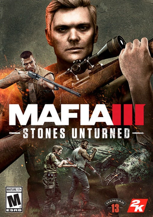 PC - Mafia III - Stones Unturned Download (ESD) 785300133885 Photo no. 1