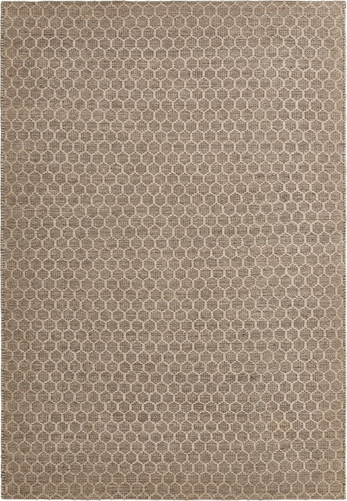 LEROIN Teppich 412018412014 Farbe natur Grösse B: 120.0 cm x T: 170.0 cm Bild Nr. 1